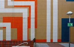 Carrelage rétro (Emmanuel Iriart) Tags: emmanueliriart ladéfense building architecture defense92