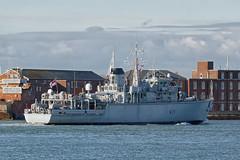 IMG_3405aa_DxO   *** Best viewed full screen (alanbryherhowell) Tags: hms hurworth minesweeper royal navy hunt class portsmouth