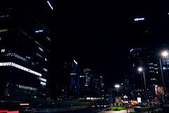 La Défense by night (Emmanuel Iriart) Tags: emmanueliriart ladéfense building architecture defense92 nightshot