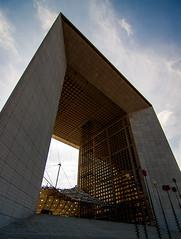 L'Arche (Emmanuel Iriart) Tags: emmanueliriart ladéfense building architecture defense92