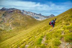 Pirineos - travesia desde la cara norte del tunel de Bielsa a la cara sur (lado español) (Carlos M. M.) Tags: hdr sony sonyalpha6000 pirineos huesca aragón peñaguara excursión hiking naturaleza nature montaña mountain