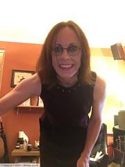 December 2019 (Girly Emily) Tags: crossdresser cd tv tvchix transvestite transsexual tgirl tgirls convincing feminine girly cute pretty sexy transgender boytogirl mtf maletofemale xdresser gurl glasses dress hull smile trans lgbt lgbtq
