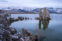 Could change any minute (ScorpioOnSUP) Tags: a7riv california christmasday christmasday2019 easternsierra monolake mtwarren sierranevada sonya7riv sonyalpha southtufa tufatowers chasinglight clouds lake landscape landscapephotography longexposure mountains reflections rockformations solitude winter