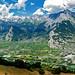 Rhone Valley, Switzerland