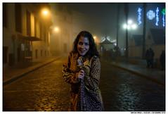 . . (Matías Brëa) Tags: mujer woman girl retrato portrait noche night niebla fog