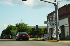 US522 South at VA208 East to VA618 VA1112 Signs (formulanone) Tags: us522 522 va208 208 va618 618 va1112 1112 virginia