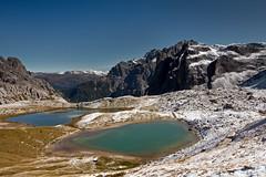 Laghi dei Piani (aivar.mikko) Tags: laghideipiani laghi dei piani eastern part dolomitidisesto dolomiti di sesto bödenseen bodenseen threepeaksoflavaredo three peaks lavaredo trecimedilavaredo tre cime trentino dolomites dolomite italy glacier italian alps alpes southtyrol south tyrol mountain mountains range trek trekking hiking hike italianlandscapes landscapes landscape scenicview scenic view coth coth5 ngc