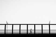 The Bridge, Lima (Geraint Rowland Photography) Tags: minimal design graphicdesign dezine bw blancoynegro composition sigmaartlens geraintrowlandartphotography art wwwgeraintrowlandcouk miraflores lima peru peruvianstreetphotography photos bridgesoftheworld gettyimages