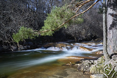 La Pedriza III (mchurruca) Tags: pedriza sierra madrid mountain nature landscape guadarrama hiking long expoosure le winter