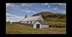 The Little Church On The Hill 01 (mini-b) Tags: wales cardiganbay mwnt church scenery reedited aurorahdr2018 hdr takenin2010 luminar2018 skylum canon eos5dmkii ef24105mm14lisusm reeditedin2020