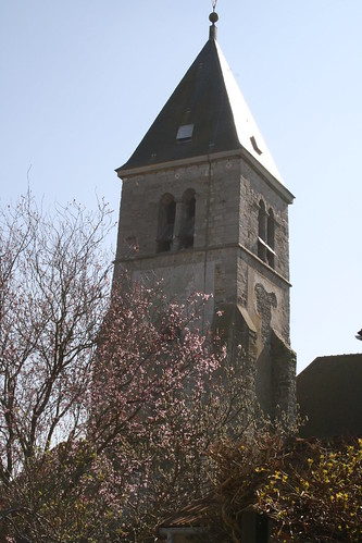Le clocher de notre église