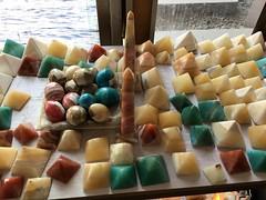 Giza Colours - New Stones (Pushapoze (MASA)) Tags: egypt egypte egitto stones pierres pietre camel pyramide giza market