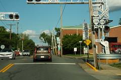 US522 North VA208 East at VA618 VA1125 Signs (formulanone) Tags: us522 522 va208 208 va618 618 va1125 1125 virginia