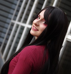 MondoCon 2020 winter _ FP0327M2 (attila.stefan) Tags: mondocon con cosplay 2020 pentax portrait portré k50 limited 40mm budapest smile girl beauty