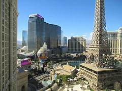 Paris Hotel/Casino Las Vegas (kenjet) Tags: parishotel lasvegas vegas architecture building structure tall tower eiffel hotel strip thestrip lasvegasstrip