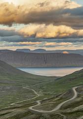 Iceland's Westfjords (Al Case) Tags: iceland westfjords landscape al case summer solstice nikon d500 nikkor 1680mm clouds road hrafnseyri highway 60 þingeyri haukadalur midnight sun fjord west meðaldalur brekkudalur vestfjarðavegur pingeyri peninsula pingeyrarhreppur þingeyrarhreppur ísafjarðarbær vestfirðir hrafnseyrarheiði dýrafjörður arnarfjörður