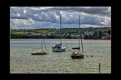We Three Boats (mini-b) Tags: wales cardiganbay mwnt church scenery reedited aurorahdr2018 hdr takenin2010 luminar2018 skylum canon eos5dmkii ef24105mm14lisusm reeditedin2020