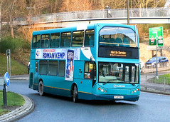 Arriva North East 7456 YJ57BVG (aptyldsley) Tags: arrivanortheast arriva durham vdl eastlancs db250