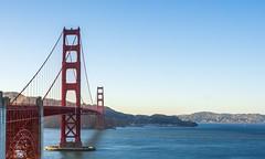 The Golden Gate Bridge! (rahul.a0309) Tags: california beautiful scenery architectural architecture bridges bridge landscapephotography landscape