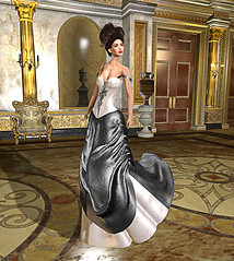 LuceMia - Swank Event (2018 SAFAS AWARD WINNER - Favorite Blogger -) Tags: swankevent event sl secondlife mesh fashion creations blog beauty hud colors models lucemia marketplace hawkershousewomen gown