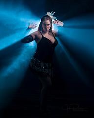 Leyla Racyne Burlesque Dancer (johnarobb) Tags: burlesque dance dancer