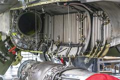 Engine Drop (Kev Gregory (General)) Tags: engine change adour sepecat jaguar gr1 xz368 raf cosford defence school aeronautical engineering dsae kev gregory canon 6d mark ii 2