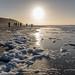 am Strand bei Kampen