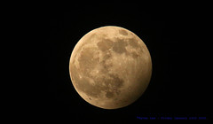 Penumbral Luna Eclipse Of The Full Wolf Moon......... (law_keven) Tags: london england uk luna moon photography astrophotography fullmoon wolfmoon eclipse lunaeclipse penumbrallunaeclipse fullwolfmoon canon canoneos70d sigma