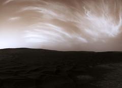 Noctilucent Clouds - Curiosity (jccwrt) Tags: mars galecrater noctilucentcloud curiosity