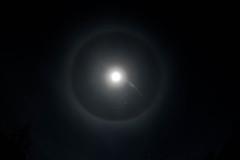 Halo lunaire (Laetitia SAUNE) Tags: halo lune moon astro