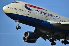 British Airways G-CIVN Boeing 747-436 cn/28848-1129 @ EGLL / LHR 15-05-2019 (Nabil Molinari Photography) Tags: british airways gcivn boeing 747436 cn288481129 egll lhr 15052019