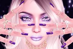 ❤ Stardust 2 (Aziza Style) Tags: {zoz} cosmopolitanevent lelutka glamaffair aviglam arte alaskametro vibing chain magika ~xtc~ secondlife