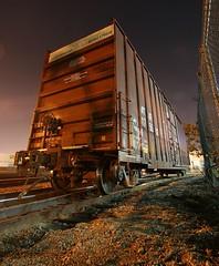 (EricBMW) Tags: trainyard train trains traintracks boxcar boxcars bnsf burlingtonnorthernrailway unionpacific freight freights freightart railroad rails rail railroads railcar safetravels steel losangeles la csx armn westcoast wholecar colossusofroads monikers moniker
