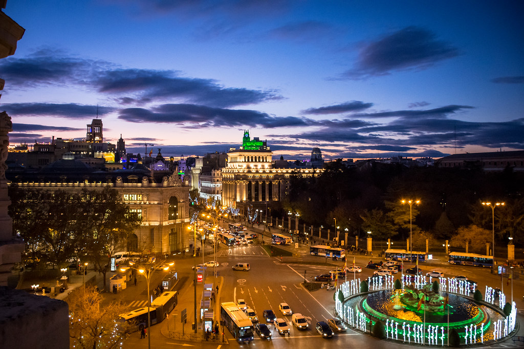The World S Best Photos Of Madrid And Rotonda Flickr Hive Mind