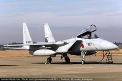 32-8827   Mitsubishi F-15J Eagle   JASDF 303 Hikotai (james.ronayne) Tags: 328827 mitsubishi f15j eagle jasdf 303 hikotai flight flying japan hyakuri air base open day japanese selfdefense force