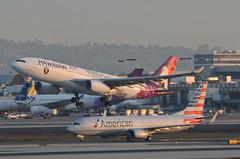 Hawaiian Airlines A330-243 (N380HA) LAX Takeoff (hsckcwong) Tags: hawaiianairlines a330243 a330200 a330 n380ha lax klax