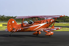 VH-CKH EAA ACRO SPORT II YRED (Sierra Delta Aviation) Tags: vhckh eaa acro sport ii redcliffe airport yred