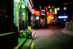 1954/1718:z (june1777) Tags: snap street alley seoul night light bokeh sony nex3 konica hexanon ar 35mm f28 3200 clear chungmuro mod7