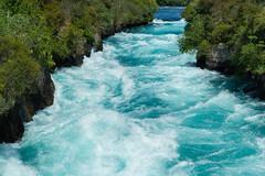Huka Falls lll (fate atc) Tags: hukafalls laketaupooutflow nz newzealand northisland taupo waikato waikatoriver water rapid waterfall