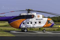 P2-MHM MIL MI-8MTV-1 HEVILIFT YRED 1 (Sierra Delta Aviation) Tags: