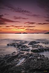 Cala Sapone 10 gen 2020 (Davide Ibiza) Tags: calasapone fujifilm filtrihitech filterlee reversend spiaggia sardegna relax colori beach bigstopper sunset