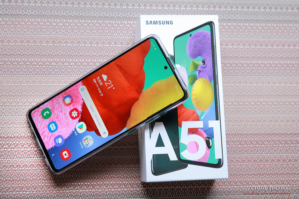 (chujy) 向旗艦機看齊,帶著 Samsung Galaxy A51 來趟新竹風城尋幽之旅