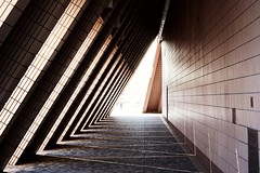 Hong Kong abstract (EricMakPhotography) Tags: architecturaldetails architecture abstract angles lines