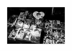 Tokyo - Akihabara (Punkrocker*) Tags: leica m7 summicron asph 35mm 352 film kodak trix nb bwfp bnw monochrome street city people akihabara tokyo japan japon nihon nippon travel 1600 pushed