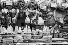 Food Porn (Robycrux) Tags: amazing astonishing hystory story architecture art canon tuscany florence tourism turism chill gallery window lights cold italy winter inverno firenze railway generations fast regional domestic people moving market food porn black white bw mood feelings work delicious delicius cheese ham