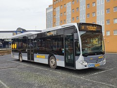 NLD Qbuzz 7106 ● Groningen Station (Roderik-D) Tags: qbuzz71017124 mercedesbenz o530ü citaro3 2019 50bpb6 657106 7106 dieselbus streeklijn39 capacity40601 lijnbus linienbus solobus