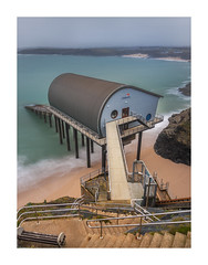 Padstow Lifeboat Station (Rich Walker Photography) Tags: padstow lifeboat rnli longexposure longexposures longexposurephotography cornwall sea coast coastline canon england efs1585mmisusm eos eos80d landscape landscapephotography landscapes seascape seaside seascapes