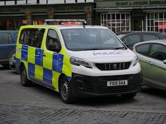 Photo of Humberside Police YX19 DAA
