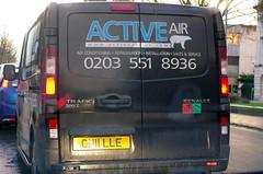 IMGP5561 (Steve Guess) Tags: ch11lle active air van renault traffic sport penrhynroad kingstonuponthames surrey greater london england gb uk