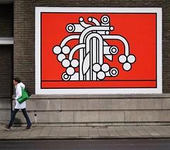 #Ghent update : the first ones from this year - #streetart by #bartspitaels for #blanconucleo. . #gent #urbanart #graffitiart #streetartbelgium #graffitibelgium #visitgent #streetartlovers #graffitiart_daily #streetarteverywhere #ilovestreetart #igersstre (Ferdinand 'Ferre' Feys) Tags: instagram gent ghent gand belgium belgique belgië streetart artdelarue graffitiart graffiti graff urbanart urbanarte arteurbano ferdinandfeys